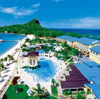 Sandals Grande St. Lucian Spa and Beach Resort Photo